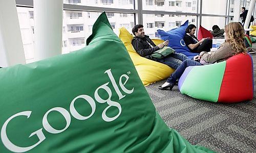 Жалобы работников Google
