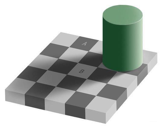 Обман зрения, иллюзии. +видео