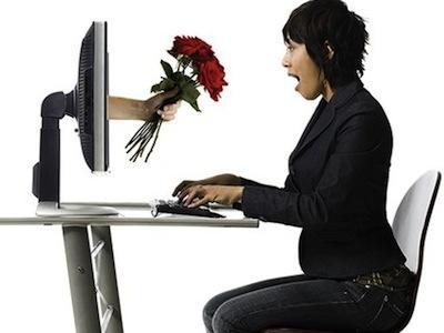 Необычное знакомство с девушкой в социальной сети