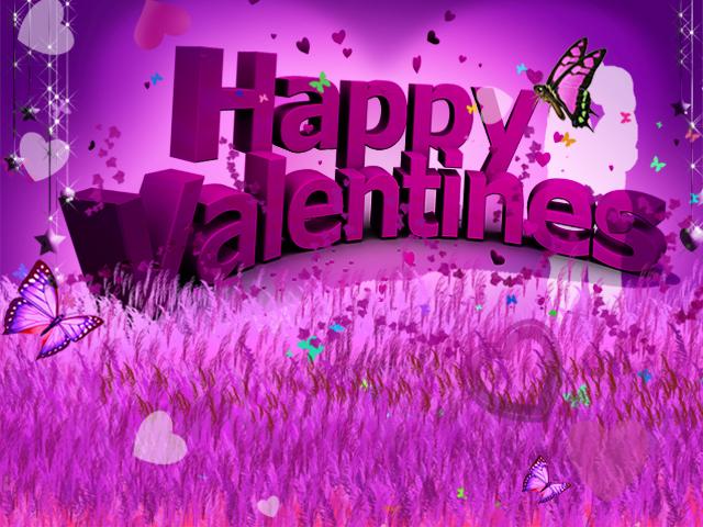 открытки на святого Валентина